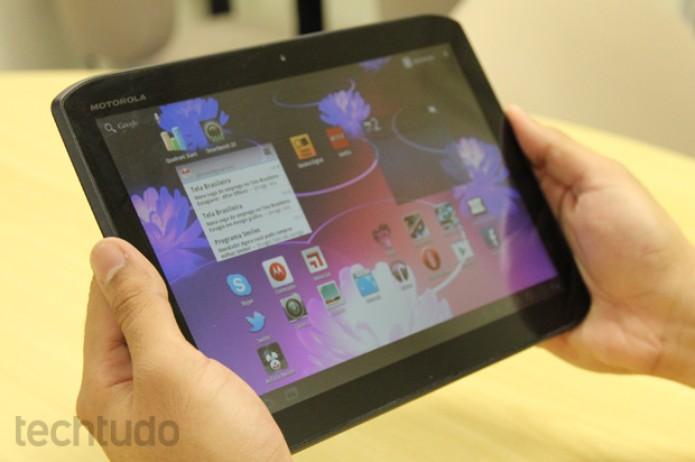 Motorola Xoom 2 (Foto: Marlon Câmara / TechTudo)