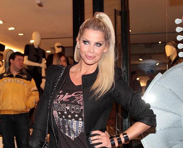 Karina Bacchi (Foto: Orlando Oliveira/AgNews)