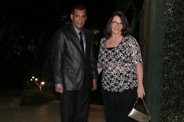 Rosane Gofman no casamento de Renata Dominguez (Foto: Thyago Andrade / Foto Rio News)