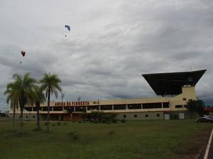 Arena da Floresta, Rio Branco, Acre (Foto: Duaine Rodrigues)
