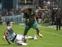 Com um a menos, Palmeiras arranca empate com Tucumán na Argentina