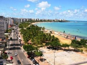 Turistas vão lotar os hóteis e pousadas para descansar durante o feriado de carnaval (Foto: Waldson Costa/ G1)