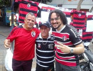 Campinense x Santa Cruz (Foto: Phelipe Caldas (GloboEsporte.com))