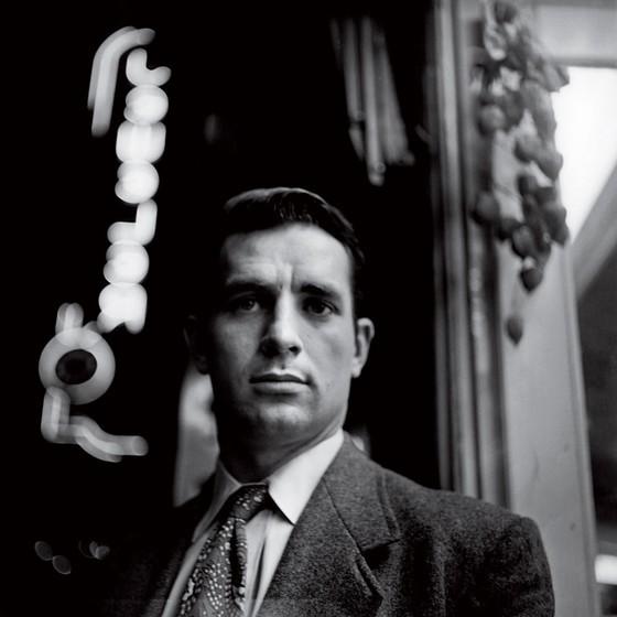 O escritor beatnick Jack Kerouac (Foto:  Elliott Erwitt / Magnum Photos)
