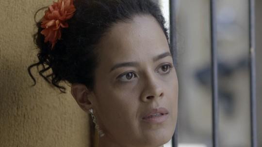 Domingas faz César sofrer e ouve súplica de Gisela