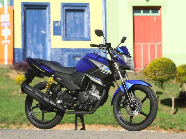 Yamaha Fazer 150 UBS (Foto: Divulgação)