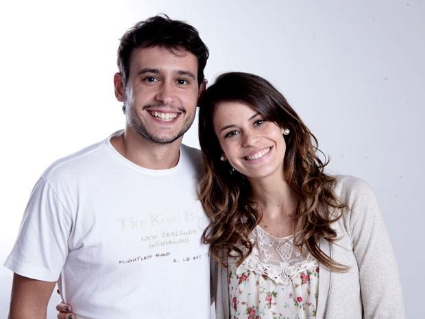 Casal escolhido pelo concurso do Caldeirão do Huck já está gravando (Foto: Malhação / Tv Globo)