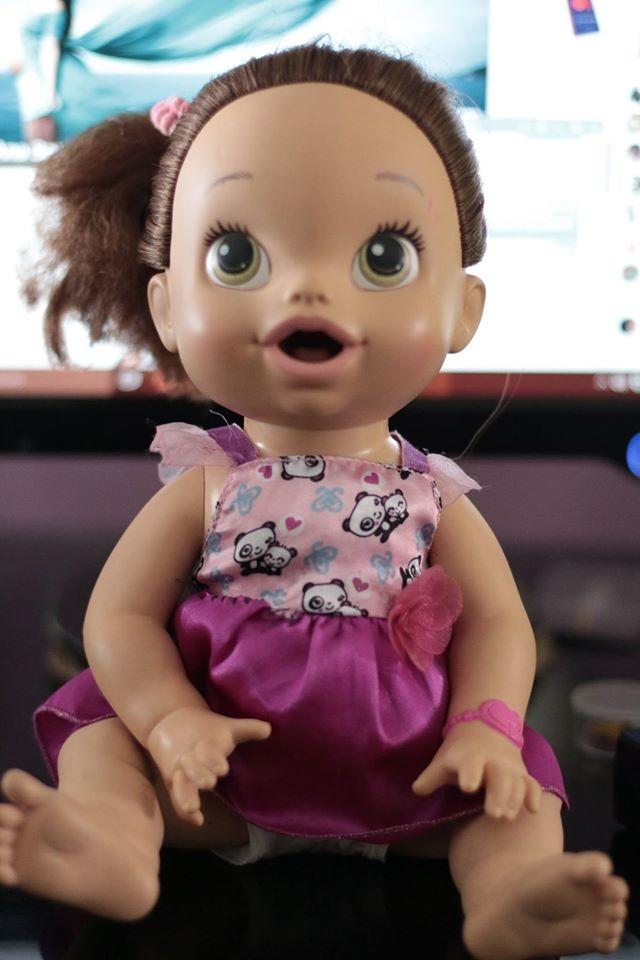 """8ba5aaf14b Post de mãe sobre """"boneca endemoniada"""" viraliza nas redes sociais ..."""
