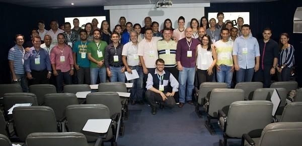 Equipe de programação da TV Liberal Belém e interiores (Foto: Reprodução / TV Liberal)