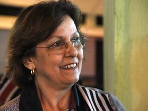 Mãe de Renato se diz  feliz com a ajuda que tem recebido das pessoas (Foto: Fabio Rodrigues/G1)