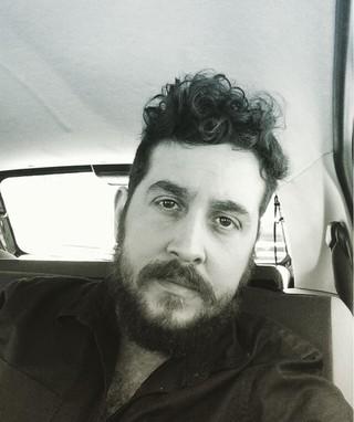 Rodrigo Suricato assume em 2017 o posto de vocalista do Barão Vermelho, deixado por Frejat (Foto: Reprodução/Instagram)