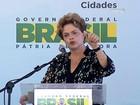 Dilma se defende sobre 'pedaladas' e diz que não cometeu 'nenhum crime'
