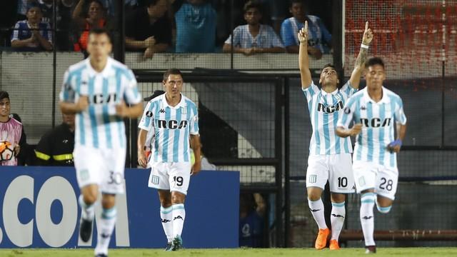 Racing x Cruzeiro - Taça Libertadores 2018 - globoesporte.com a6e3334670479