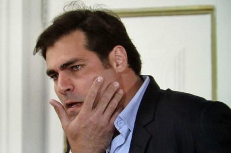 Thiago Lacerda é Marcos em 'Alto astral' (Foto: Reprodução)