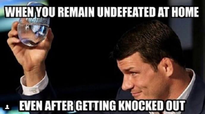 BLOG: Meme publicado por Nick Diaz provoca ira de Michael Bisping, que o desafia
