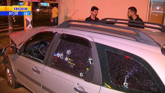 Motorista diz não entender por que foi baleado em tiroteio que matou amigo