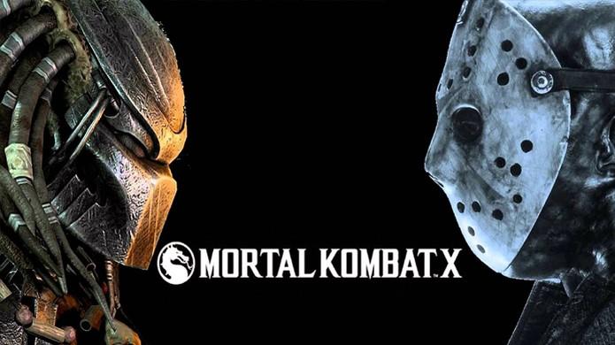 Predador e Jason Voorhees serão os personagens convidados de Mortal Kombat X (Foto: Reprodução/YouTube) (Foto: Predador e Jason Voorhees serão os personagens convidados de Mortal Kombat X (Foto: Reprodução/YouTube))