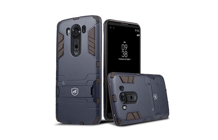 Case super protetora mantém o LG K10 seguro no dia a dia (Foto: Divulgação/Gorila Shield)