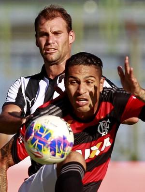 Botafogo x Flamengo (Foto: Vitor Silva/SSPress/Botafogo)