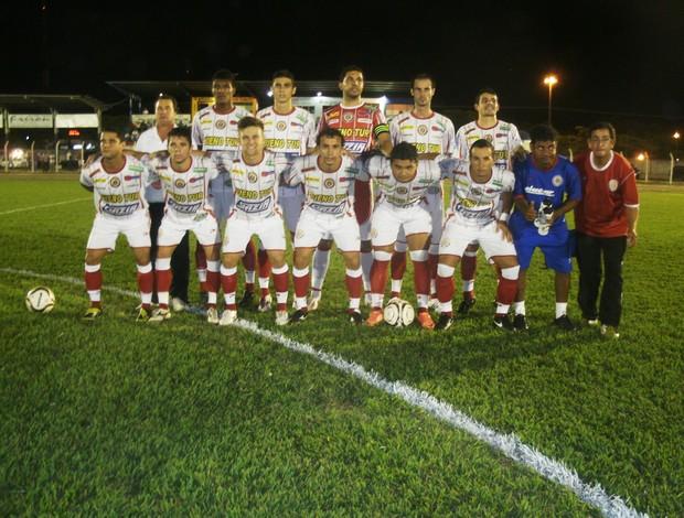 VEC é a única equipe rondoniense que está no Brasileirão (Foto: Renato Barros/Divulgação)
