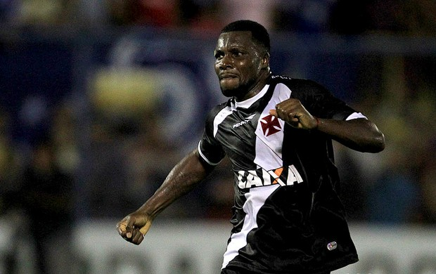 carlos tenorio vasco gol nacional-AM (Foto: Marcelo Sadio / Vasco.com.br)