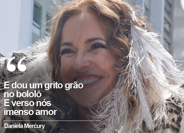 Daniela Mercury (Foto: Júnior Improta/Ag Haack)