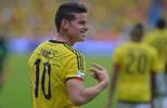 James perde pênalti, faz no  rebote, e garante vitória da  Colômbia sobre a Bolívia (AFP)