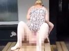Mulheres simulam sexo e exibem bumbum em pub na Irlanda do Norte