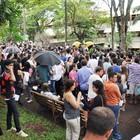 Primeira fase tem 14,3% de ausentes (Foto: Divulgação/UEL)