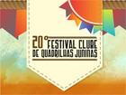 20º Festival Clube de Quadrilhas será itinerante e acontece em Piripiri
