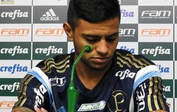 Cleiton Xavier é descartado, e Egídio volta a ser dúvida no Palmeiras