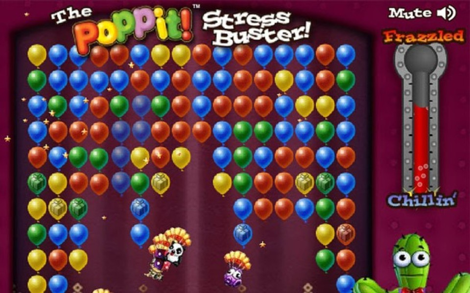 Poppit Stress Buster Games