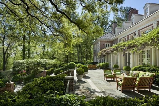 Casa da infância de Jackie Kennedy está à venda por R$165 milhões (Foto: Sothebys)