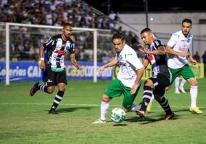 ASA x Guarani, em Arapiraca (Foto: Ailton Cruz/Gazeta de Alagoas)