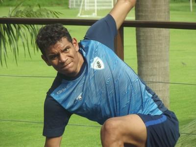 Euller atacante Londrina (Foto: Rafael Ribeiro/SM Sports)