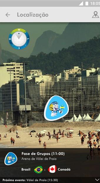 app rio 2016 (Foto: divulgação)