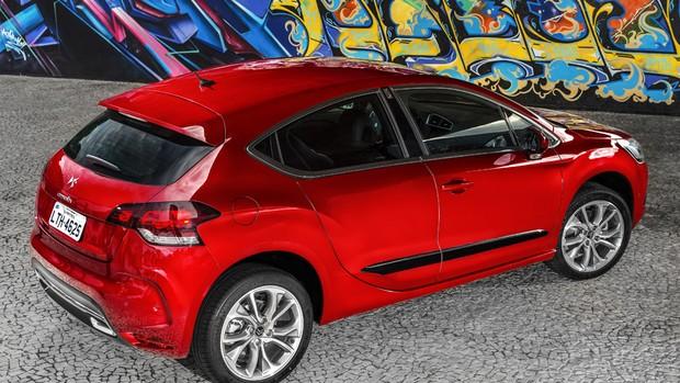 Galeria de fotos do Citroën DS4