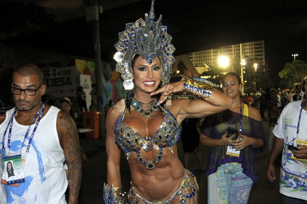 Gracyanne Barbosa (Foto: Marcos Ferreira / Brazil News)