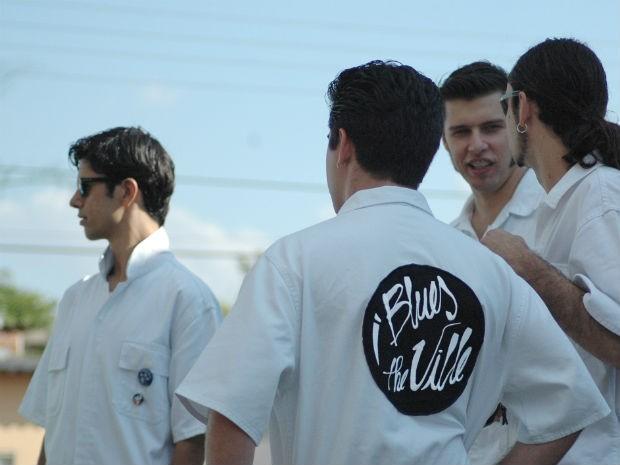 Grupo apresenta sonoridades que vão do Blues ao Rock (Foto: Divulgação)