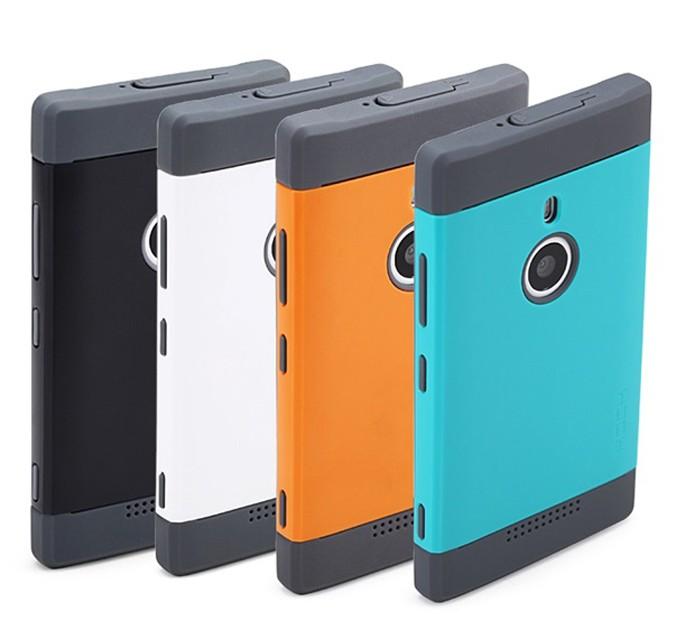 Rock Shield, linha de capas à prova de água para Lumia 925 (Foto: Divulgação/TVC-Mall)