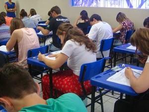 Candidatos fazem provas do Paes, da UEMA (Foto: Divulgação / UEMA)