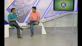 Carlos Ferreira comenta negociações do Remo com jogadores