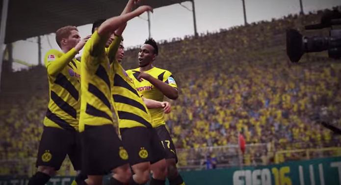 Novo Fifa não mostrou muitas novidades em trailer (Foto: Reprodução/TechTudo)