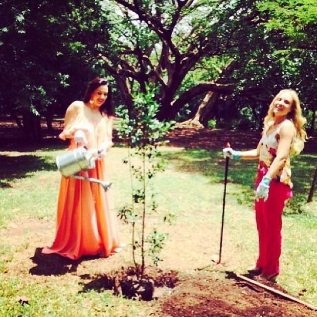 Angelica e Claudia Raia (Foto: Reprodução/ Instagram)