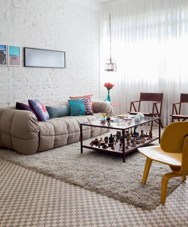ladrilhos-designer-de-interiores-marcel-steiner (Foto: Lufe Gomes/Editora Globo)