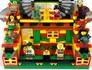 Como funciona uma escola de samba (em Lego) (Arte G1)