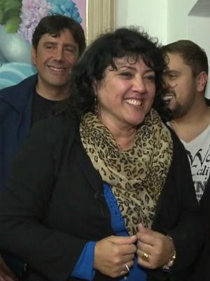 Cristiane Yared (PTN) recebu mais de 200 mil votos (Foto: Reprodução/ RPC TV)