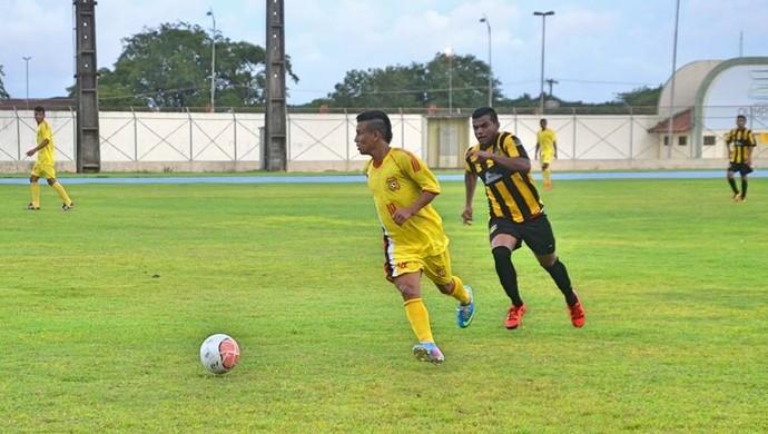 Baré; Mazagao; sub-17; Amapá (Foto: Rosivaldo Nascimento/Arquivo pessoal)