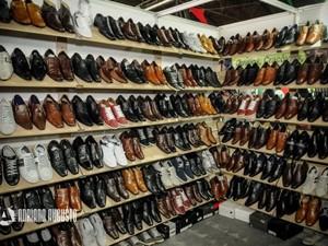 b658e1441915d Sapatos e roupas serão vendidos no evento (Foto: Divulgação / Expo Gaúcha)