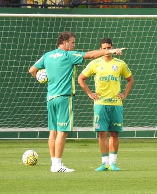 Palmeiras Cuca Jean (Foto: Tossiro Neto)